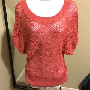 Maurices Crochet Top